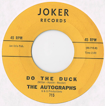 THE AUTOGRAPHS / DO THE DUCK