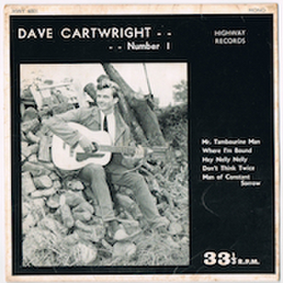 DAVE CARTWRIGHT / NO.1