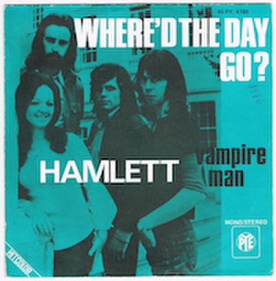 HAMLETT / VAMPIRE MAN