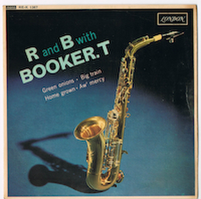 BOOKER T. & THE M.G.'S / R&B WITH BOOKER T.