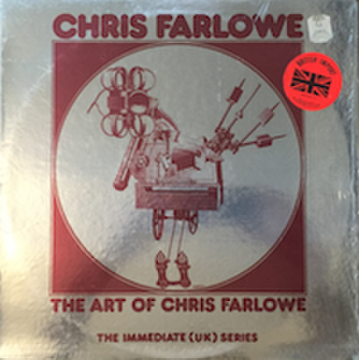 CHRIS FARLOWE / THE ART OF CHRIS FARLOWE
