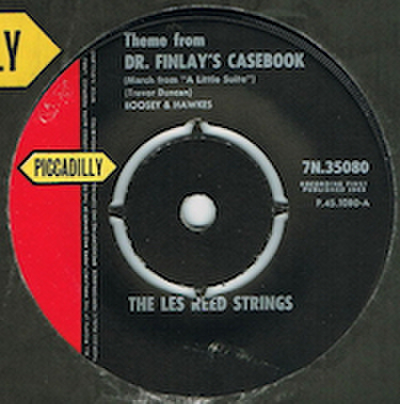 LES REED STRINGS / THE SAINT