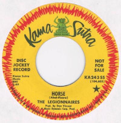 THE LEGIONNAIRES / HORSE