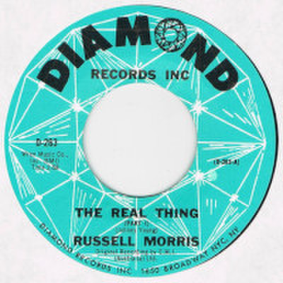 RUSSELL MORRIS / THE REAL THING