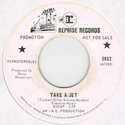 MEPHISTOPHELES / TAKE A JET