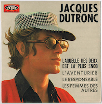 JACQUES DUTRONC / LE RESPONSABLE