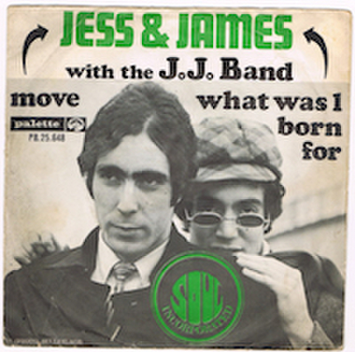 JESS & JAMES WITH THE J. J. BAND / MOVE