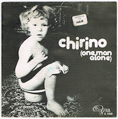CHRINO / ONE MAN ALONE