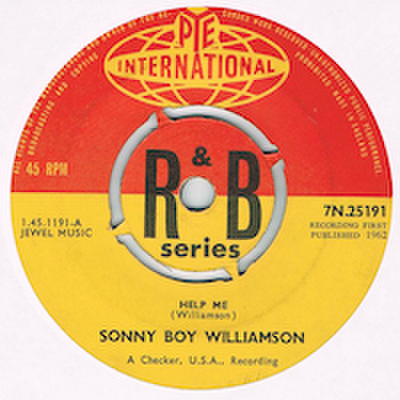 SONNY BOY WILLIAMSON / HELP ME