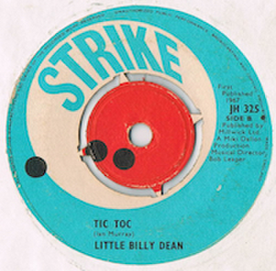 LITTLE BILLY DEAN / TIC TOC