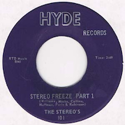 STEREO'S / STEREO FREEZE PART 1