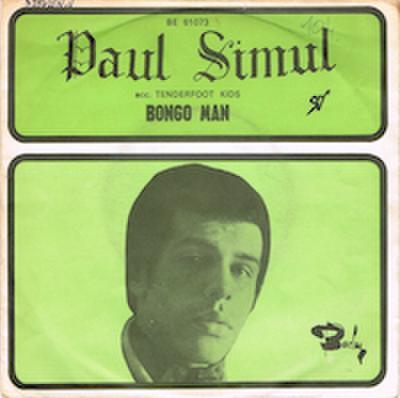 PAUL SIMUL / BONGO MAN