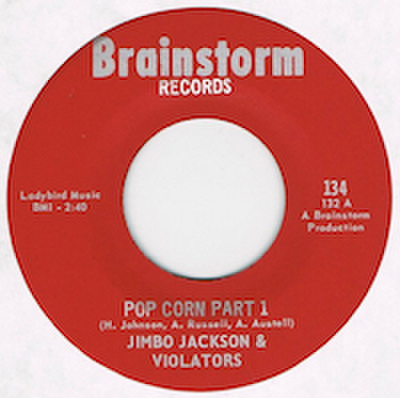 JIMBO JACKSON & VIOLATORS / POP CORN PART 1