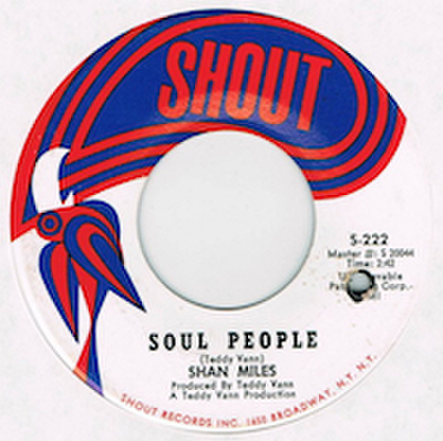 SHAN MILES / SOUL PEOPLE