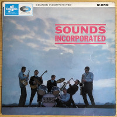 SOUNDS INCORPORATED / SAME