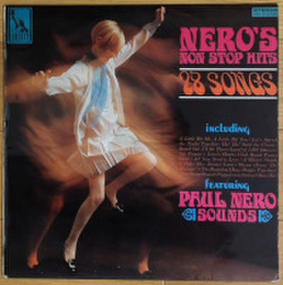 PAUL NERO SOUNDS / NERO'S NON STOP HITS