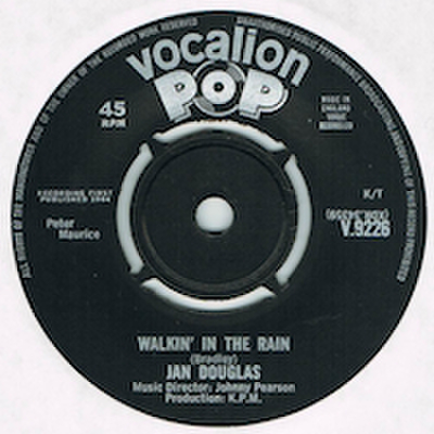 JAN DOUGLAS / WALKIN' IN THE RAIN