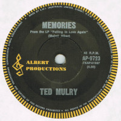 TED MULRY / REMEMBER ME