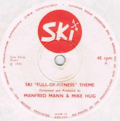 "MANFRED MANN & MIKE HUG / SKI ""FULL-OF-FITNESS"" THEME"