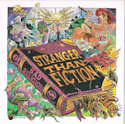BAD RELIGION / STRANGER THAN FICTION
