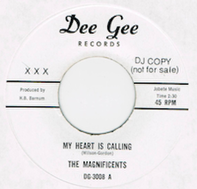 MAGNIFICENTS / MY HEART IS CALLING
