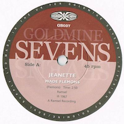 WADE FLEMONS / JEANETTE