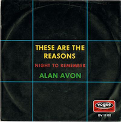 ALAN AVON / NIGHT TO REMEMBER