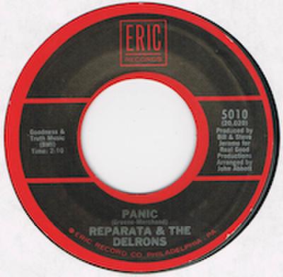REPARATA & THE DELRONS / PANIC