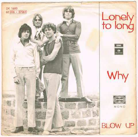 BLOW UP / LONELY TO LONG