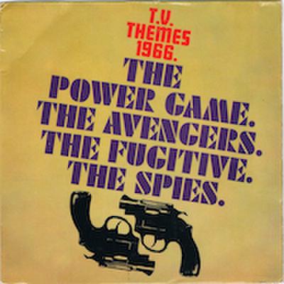 V.A. / T.V. THEMES 1966