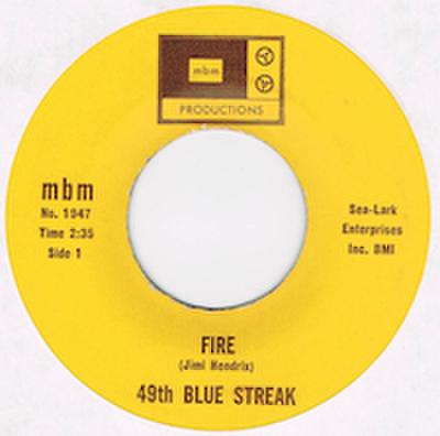 49TH BLUE STREK / FIRE