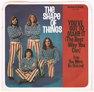 THE SHAPE OF THINGS / YOU'VE GOT TO MAKE IT