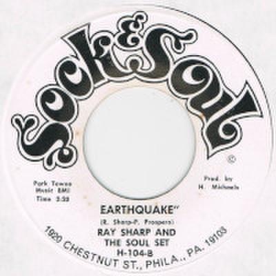 RAY SHARP AND THE SOUL SET / EARTHQUAKE