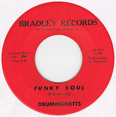 DRUMMONETTS / FUNKY SOUL