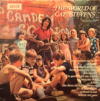 CAT STEVENS / THE WORLD OF CAT STEVENS