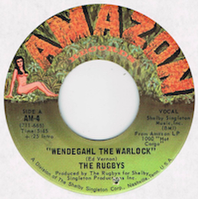 THE RUGBYS / WENDEGAHL THE WARLOCK