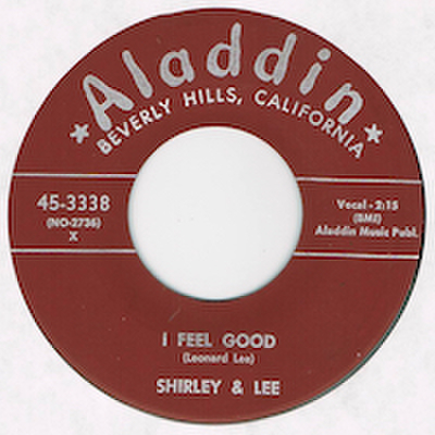 SHIRLEY & LEE / I FEEL GOOD