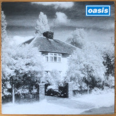 """OASIS / LIVE FOREVER (12"""")"""