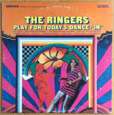"""THE RINGERS / PLAY FOR TODAY'S DANCE """"IN"""""""