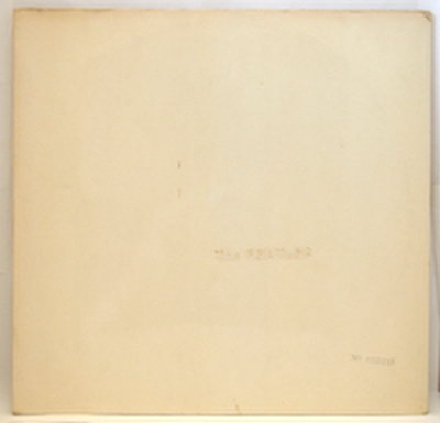 THE BEATLES / SAME(WHITE ALBUM)
