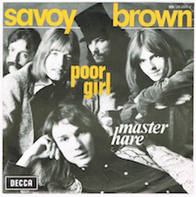 SAVOY BROWN / POOR GIRL