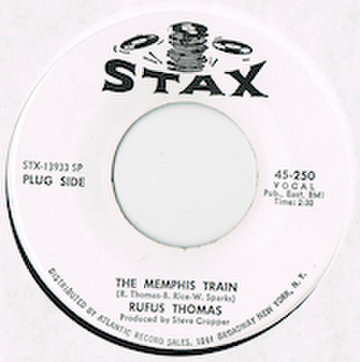 RUFUS THOMAS / THE MEMPHIS TRAIN