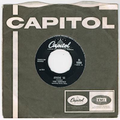 THE ARROWS featuring DAVIE ALLAN / APACHE '65