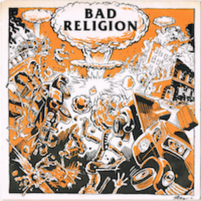 BAD RELIGION / ATOMIC GARDEN