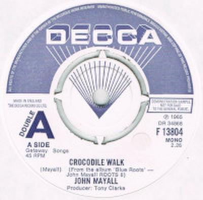 JOHN MAYALL / CROCODILE WALK