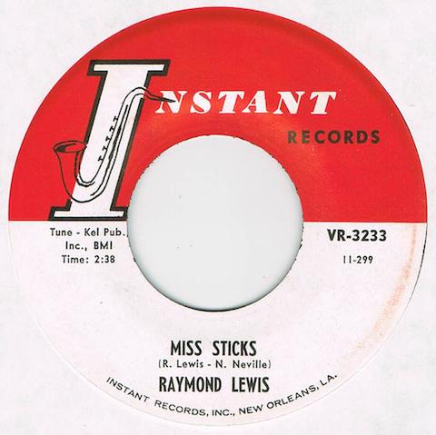 RAYMOND LEWIS / MISS STICKS