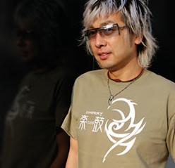 Tシャツ2008「トライバル」アースグリーン