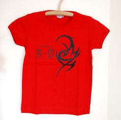 Tシャツ2008「トライバル」レッド