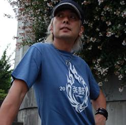 Tシャツ2008「炎」レイク