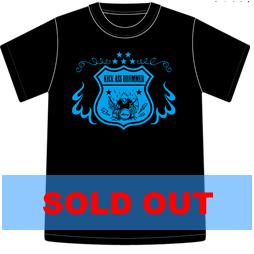 Tシャツ2011「エンブレム」ブラック